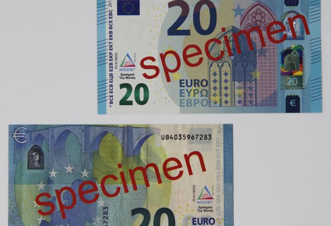 20 Eura novčanice