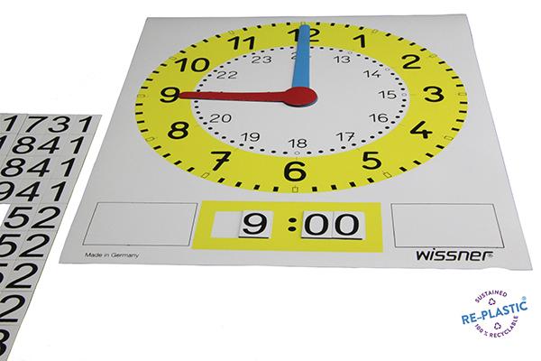 Magnetni sat za ploču