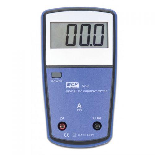 5726 Digitalni Ampermetar DC