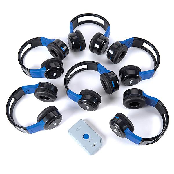 EL00499 ClassCast Slušalice za audio sustav