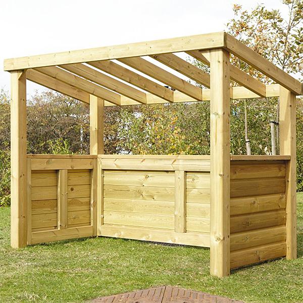EY04148 Vanjska drvena kućica