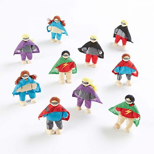 EY05283 Figurice superjunaka set