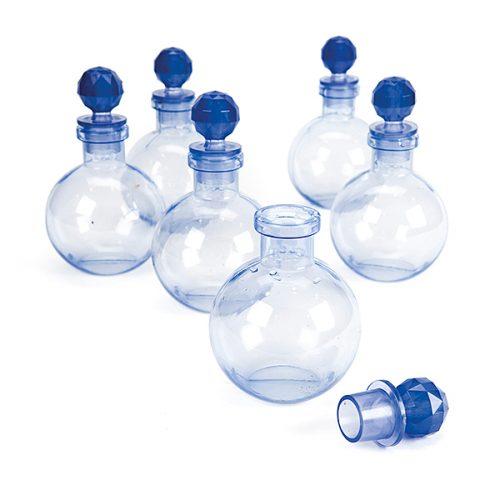 EY07120 Šarene bočice za čarobne napitke - prozirne