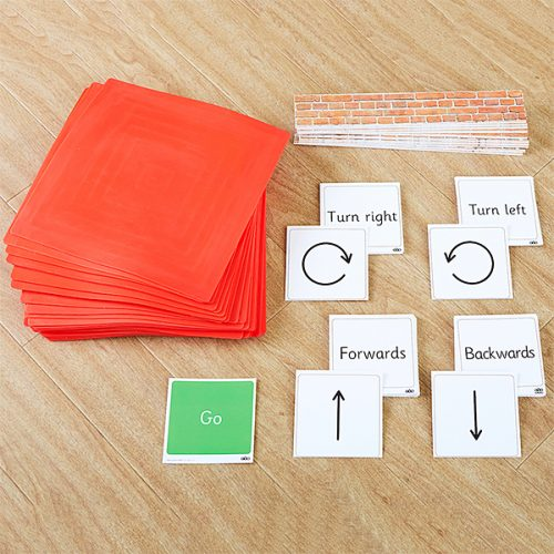 EY10660 Prostirka za fizičko kodiranje i komplet kartica