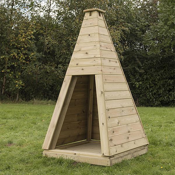 FU06854 Drveni šator za kampiranje