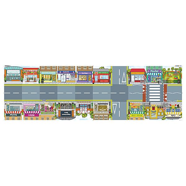 IT10131 Bee-Bot - Prostirka prometna ulica