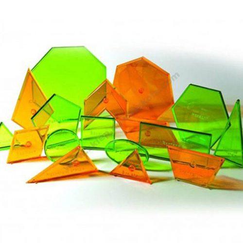IV7859 Komplet geometrijskih tragova od 17 dijelova