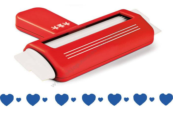 KE8011 Uređaji za nabiranje papira s oznakama - Srca