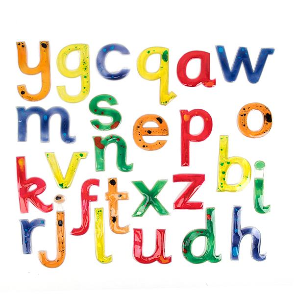 LSQUIL Mala slova izrađena od gela