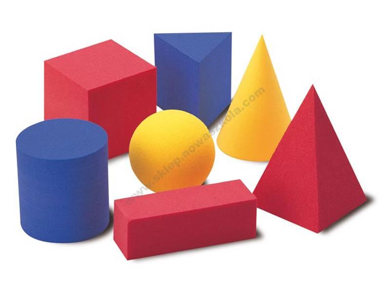 MW0922 Edukativne pjenasto-geometrijske krutine