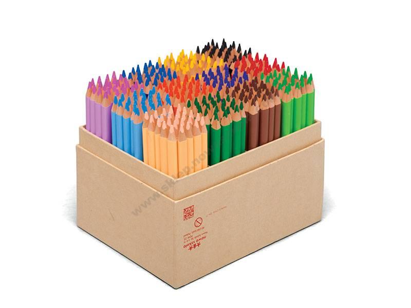 NS1068 Razredni jumbo paket dugačkih bojica u kartonskoj kutiji 300 kom