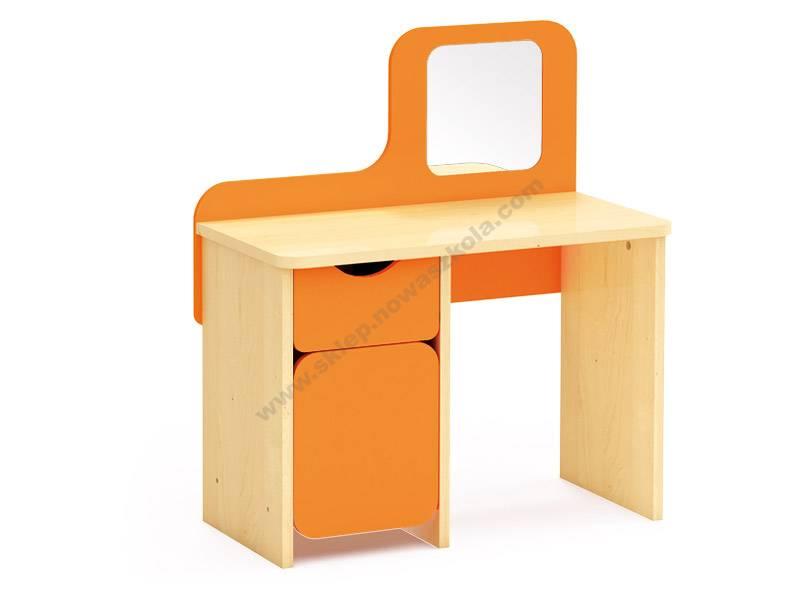 NS1724 Mali stol za garderobu sa zrcalom