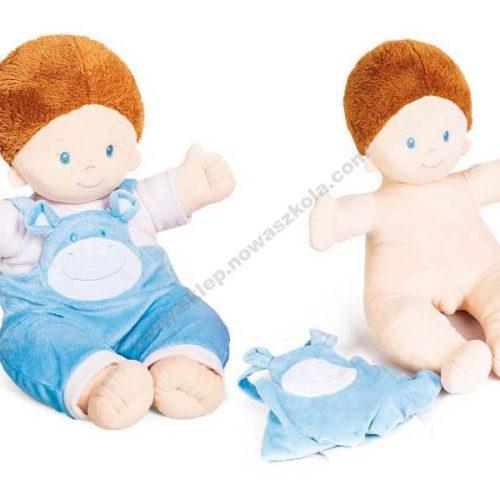 NS2043 Umiljate lutke - Mekana lutka dječaka