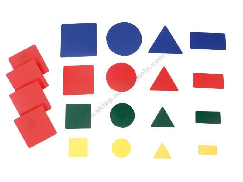 NS3015 Magnetske geometrijske figurice