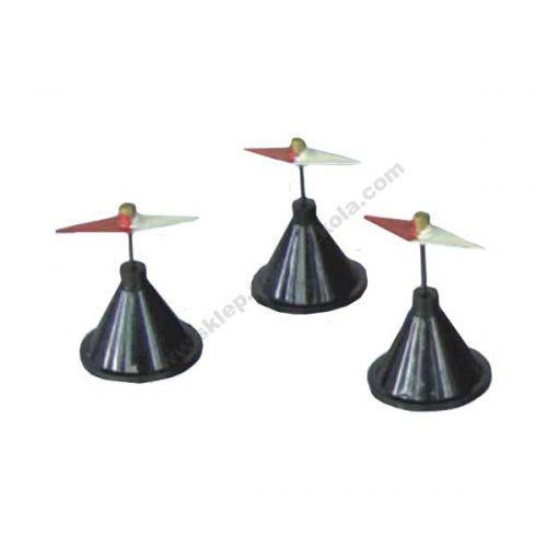 QH0050 Male magnetske igle s kompasom