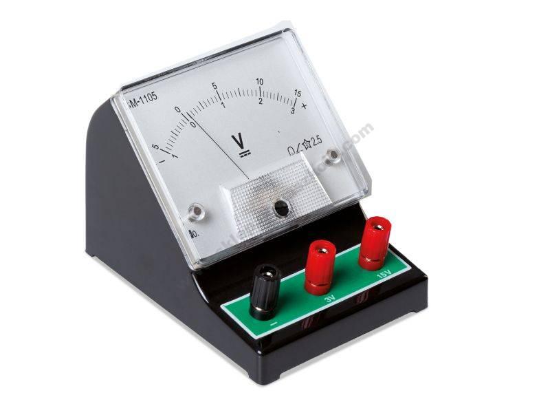 RV1007 Voltmetar izmjeničnog napona DC 0~1~5 V