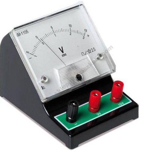 RV1008 Voltmetar istosmjernog napona AC 0~3 V 0~5 V, 0~15 V