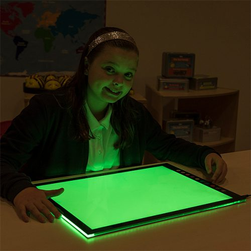 SC10095 Svjetlosna ploča izmjenjive boje A2