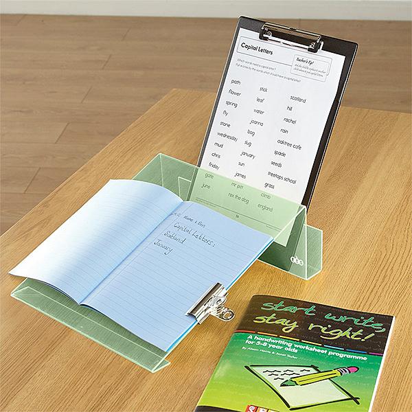 SD12066 Stalak za čitanje i pisanje - zeleni