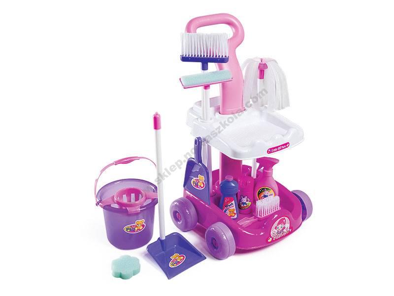 TU0020 Dječji komplet pribora za čišćenje