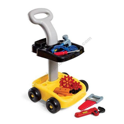 TU0021 Plastična kolica s alatima