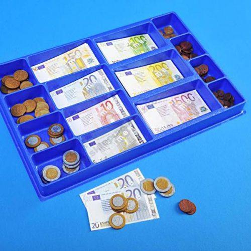 VO2832 Komplet za igru - Novčanice i novčići Euro