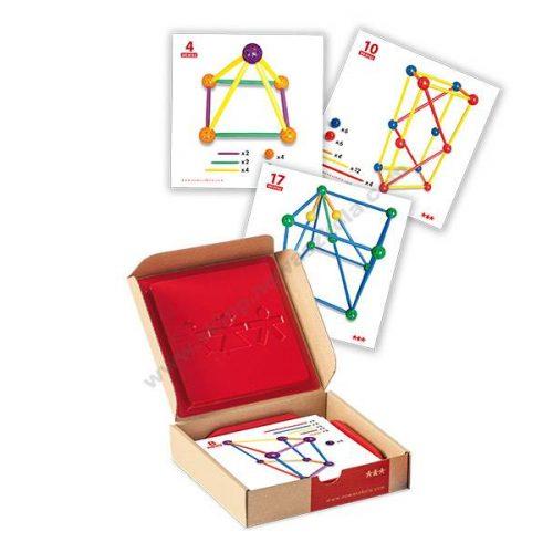 VO8152W Radni listovi za konstrukcijski komplet - Geometrija krutina