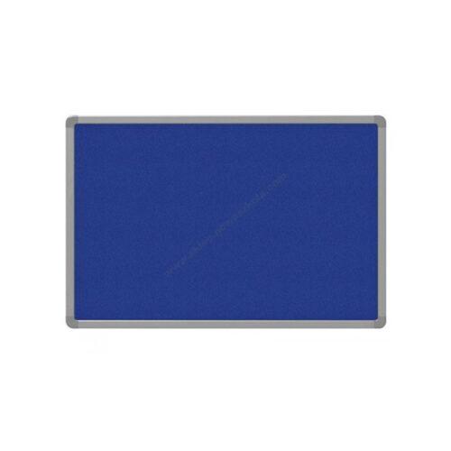 YC9008 Tamnoplava oglasna ploča od tekstila